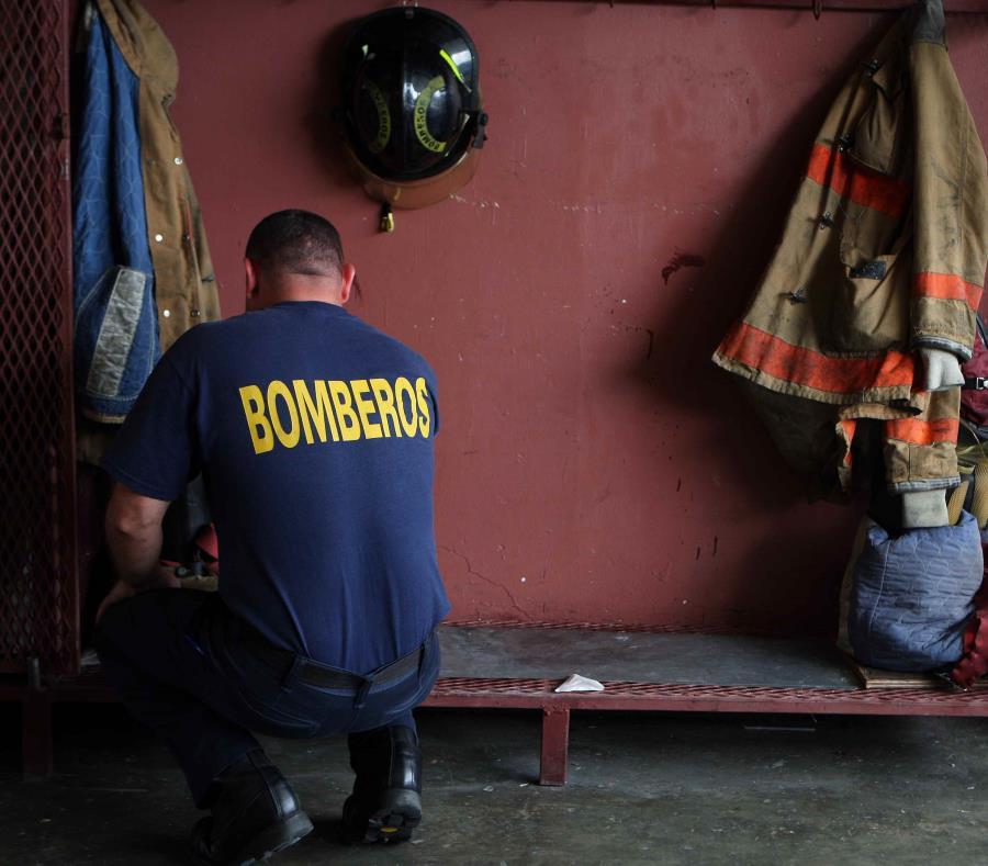 Los bomberos a cargo de la investigación concluyeron el responsable utilizó algún tipo de acelerante (semisquare-x3)