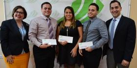 Hispanic Federation recompensan los esfuerzos de jóvenes estudiantes
