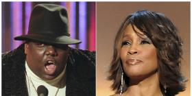 Whitney Houston y Notorious B.I.G. son nominados al Salón de la Fama