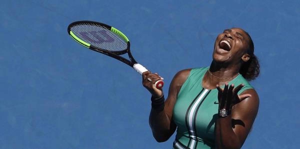 Serena Williams cae ante Karolina Pliskova en los cuartos de final de Australia