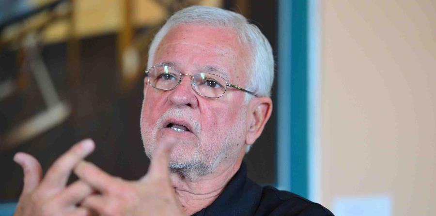 Héctor Pesquera, secretario del Departamento de Seguridad Pública. (horizontal-x3)