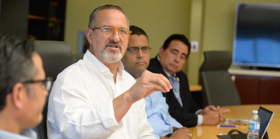 En la foto, Rodrigo Masses, presidente de la Asociación de Industriales. (GFR Media) (horizontal-x3)