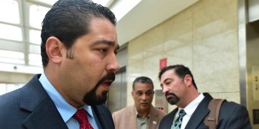 El exespecialista de inteligencia Francisco Reyes Caparrós renunció en febrero de 2015 a su trabajo en el gobierno federal debido al patrón de hostigamiento. (GFR Media) (horizontal-x3)
