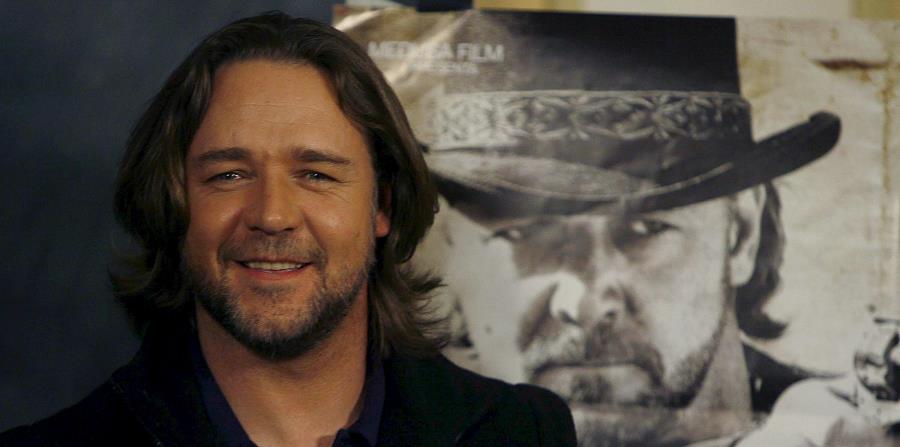 Russell Crowe asistirá al Coliseo como \