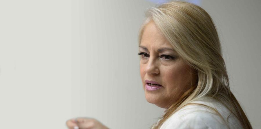 La secretaria de Justicia, Wanda Vázquez Garced (horizontal-x3)
