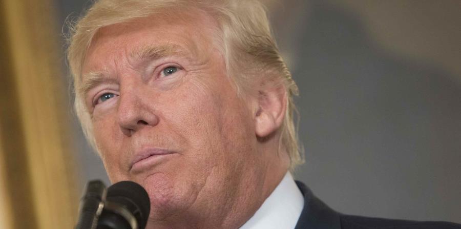 El presidente de Estados Unidos, Donald Trump, catalogó la historia del diario como