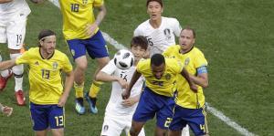 Suecia pierde a tres jugadores por intoxicación
