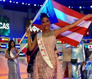 Satisfecha Dayanara Martínez con su desempeño en Miss Mundo
