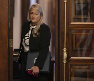 Wanda Vázquez acude al Tribunal Supremo de Estados Unidos a impugnar los poderes de la Junta