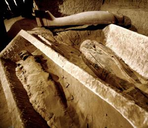 Encuentran una antigua necrópolis en Egipto
