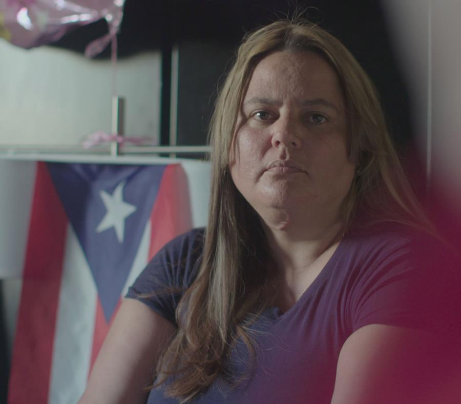 """""""After Maria"""" focuses on the lives of three Puerto Rican women who were displaced by Hurricane Maria and face uncertain futures as their federal housing aid expires. (Capture/Netflix) (semisquare-x3)"""