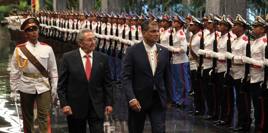 La capital de Cuba fue la sede de las negociaciones que condujeron a un acuerdo de pacífico entre las FARC-EP y el gobierno colombiano. (horizontal-x3)