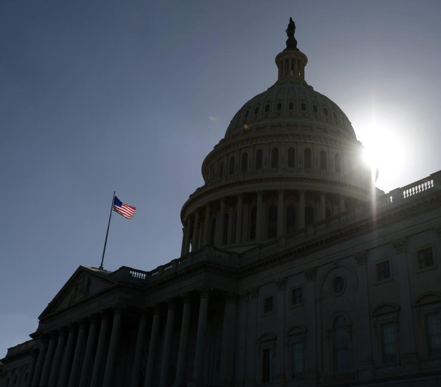 El Capitolio de Estados Unidos, en Washington D.C. (semisquare-x3)