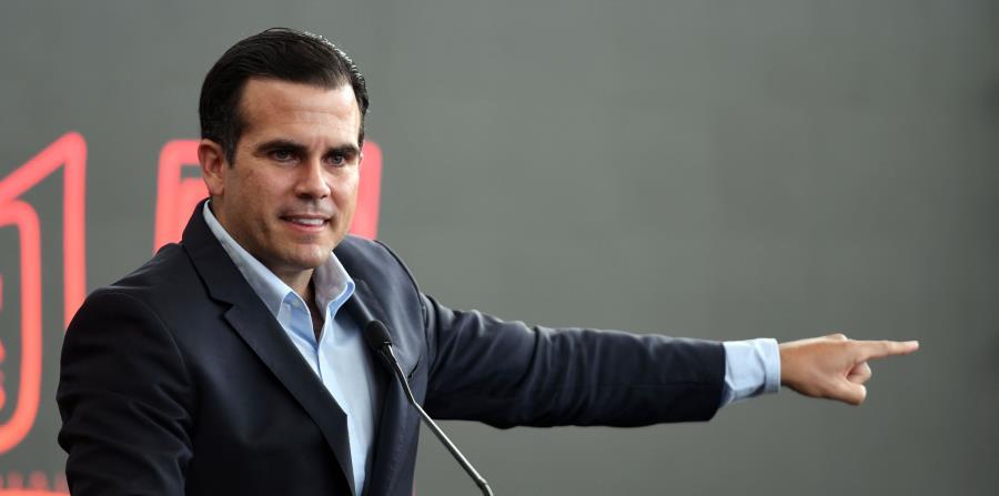 """El gobernador Ricardo Rosselló juró llevar hasta """"las últimas consecuencias"""" el pago del bono de Navidad. (horizontal-x3)"""