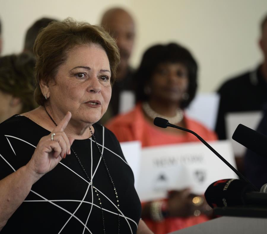 Aida Díaz, presidenta de la Asociación de Maestros. (GFR Media) (semisquare-x3)