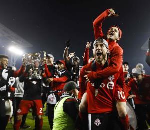 Toronto gana por primera vez el campeonato de la MLS