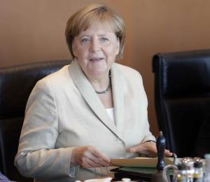 La canciller de Alemania se reunirá con Trump en EE.UU.