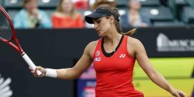 Mónica Puig pierde en las semifinales del Abierto Volvo en Carolina del Sur