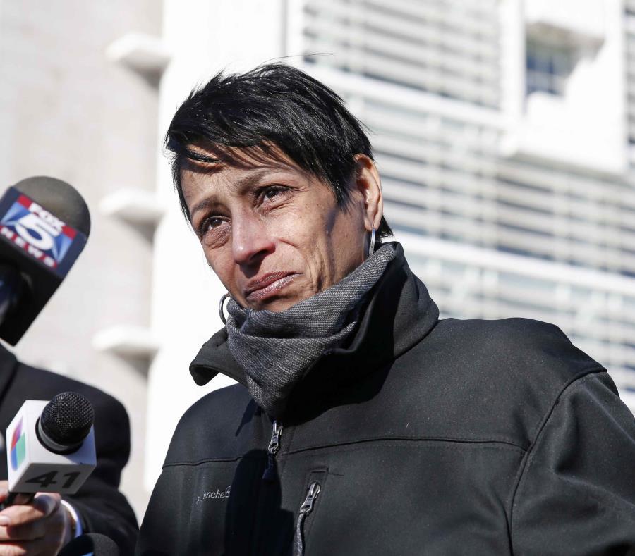 Hasta ayer, no se habían radicado cargos en contra de la mujer. En la foto: Evelyn Rodríguez. (AP) (semisquare-x3)