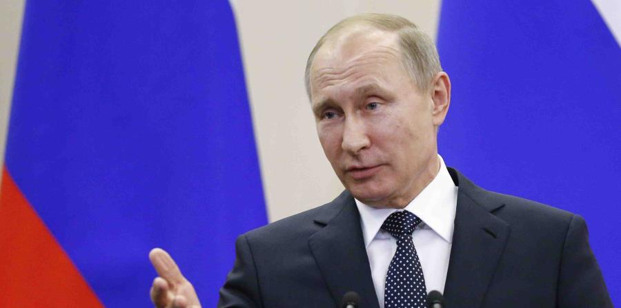 Las agencias rusas el servicio de prensa del Kremlin realizaron el anuncio. (horizontal-x3)