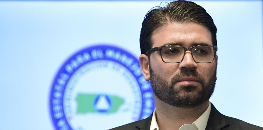 Carlos Mercader, director ejecutivo de la Administración de Asuntos Federales de Puerto Rico (horizontal-x3)