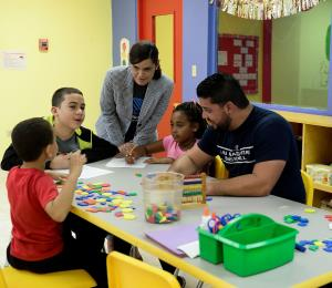 El Boys and Girls Club crea un oasis en la ciudad tras el huracán