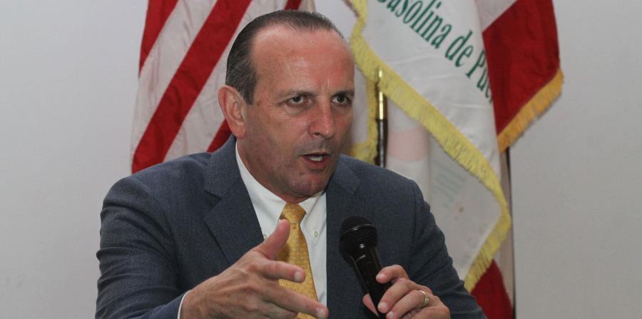 Juan Gerardo Colón del Valle es el nuevo presidente de la Asociación de Detallista de Gasolina. (horizontal-x3)
