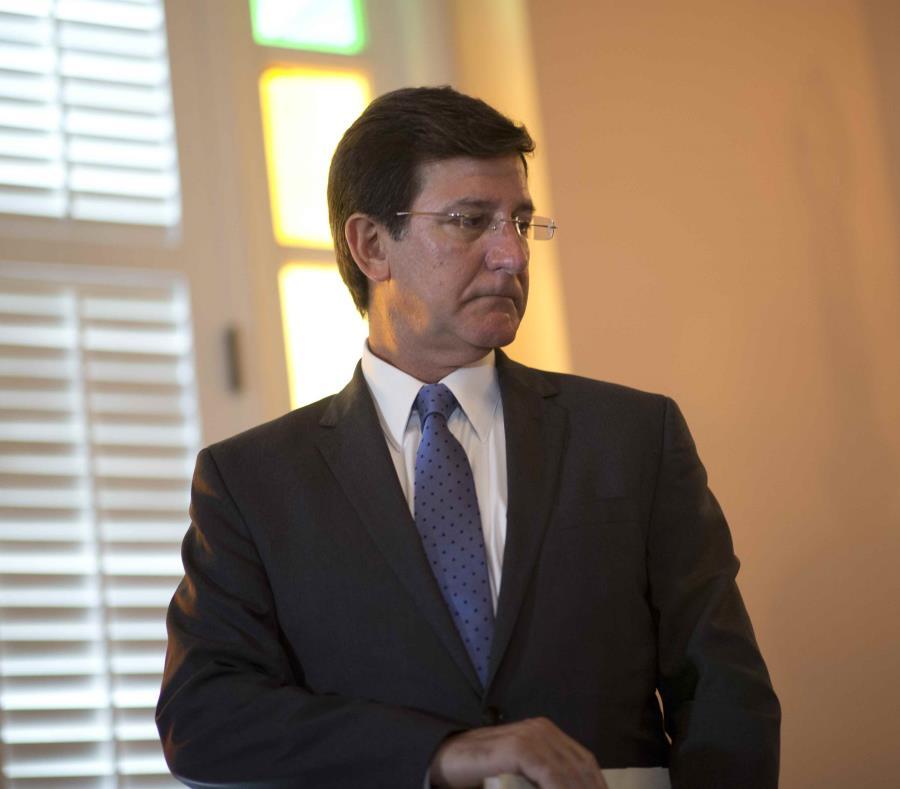 El secretario de Estado, Luis Rivera Marín (semisquare-x3)