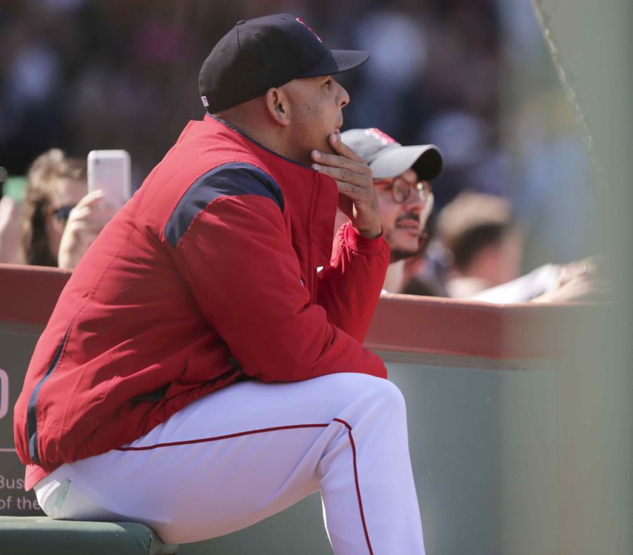 Boston Red Sox vs Rays de Tampa Bay — En vivo