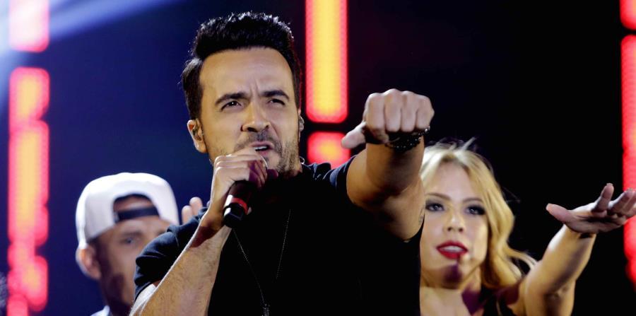 El cantante Luis Fonsi subirá en varias ocasiones al escenario de la próxima entrega de los Premios Billboard. (horizontal-x3)