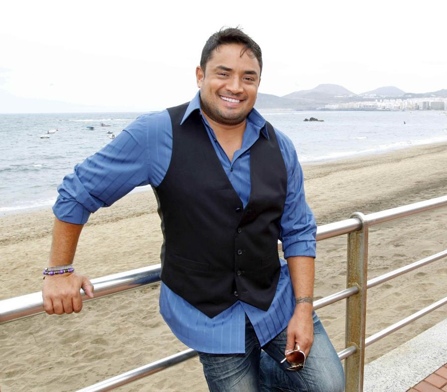 Manny Manuel se supone que también se presentara en Tenerife y Puerto de la Cruz. (Agencia EFE) (semisquare-x3)