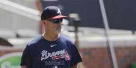 Los Braves de Atlanta no dieron indicios de contemplar cambiar de nombre
