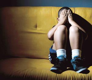 El golpe de la criminalidad en los niños