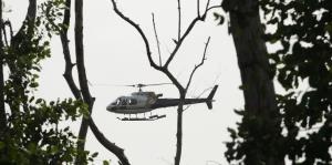 Accidente en helicóptero deja un muer...
