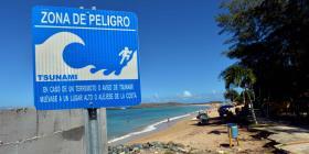 Cierran un tramo de la carretera PR-3 por simulacro de tsunami en Humacao