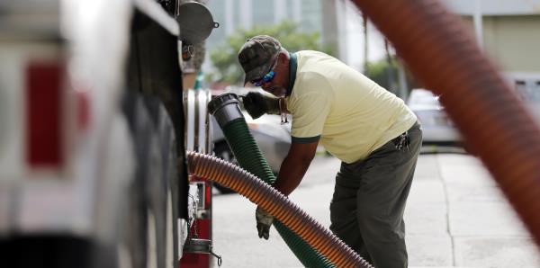 El consumo de gasolina se reduce en Puerto Rico