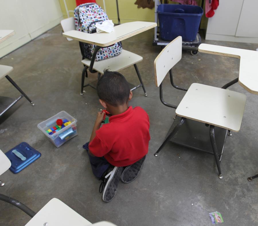 El Programa de Educación Especial del DE atiende a poco más de 105,000 estudiantes. (semisquare-x3)
