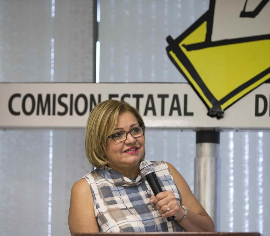 La comisionada electoral del PNP, Norma Burgos (semisquare-x3)