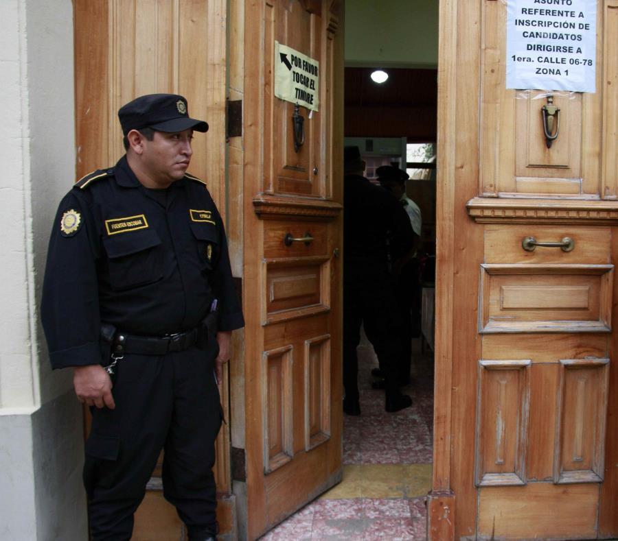 la fiscal general de Guatemala giró una orden para investigar al líder religioso (semisquare-x3)