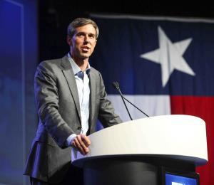 El candidato presidencial Beto O'Rourke recauda $6.1 millones en un día