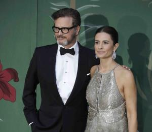 Colin Firth se divorcia de Livia Giuggioli tras 22 años de matrimonio