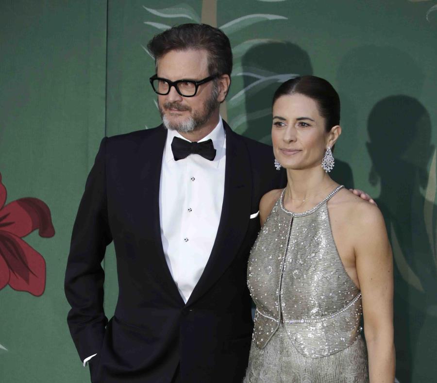 Colin Firth se separa tras 22 años de matrimonio