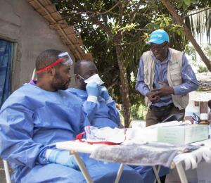 Autoridades confirman otro deceso por ébola en el Congo