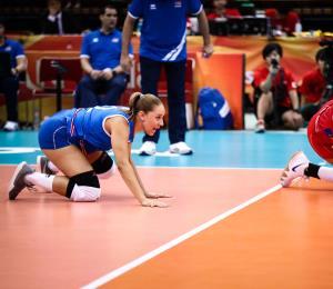 Satisfacción con la Selección femenina de voleibol
