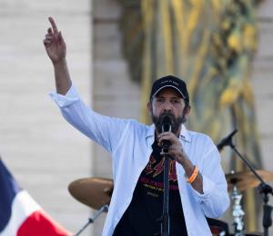 La diáspora dominicana sin miedo por la democracia