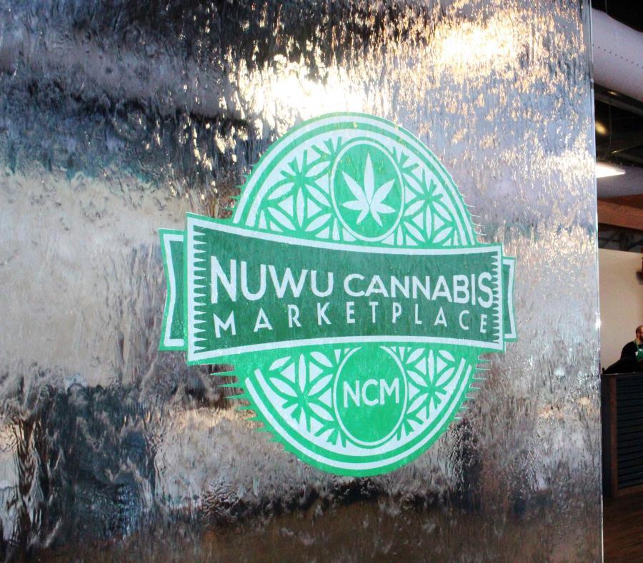 Otros cigarros exóticos parecidos al que compró el hombre se comercializan en el dispensario Nuwu, en el centro de Las Vegas, Nevada. (Agencia EFE) (semisquare-x3)