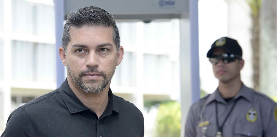 El exsecretario del DRD, Ramón Orta (horizontal-x3)