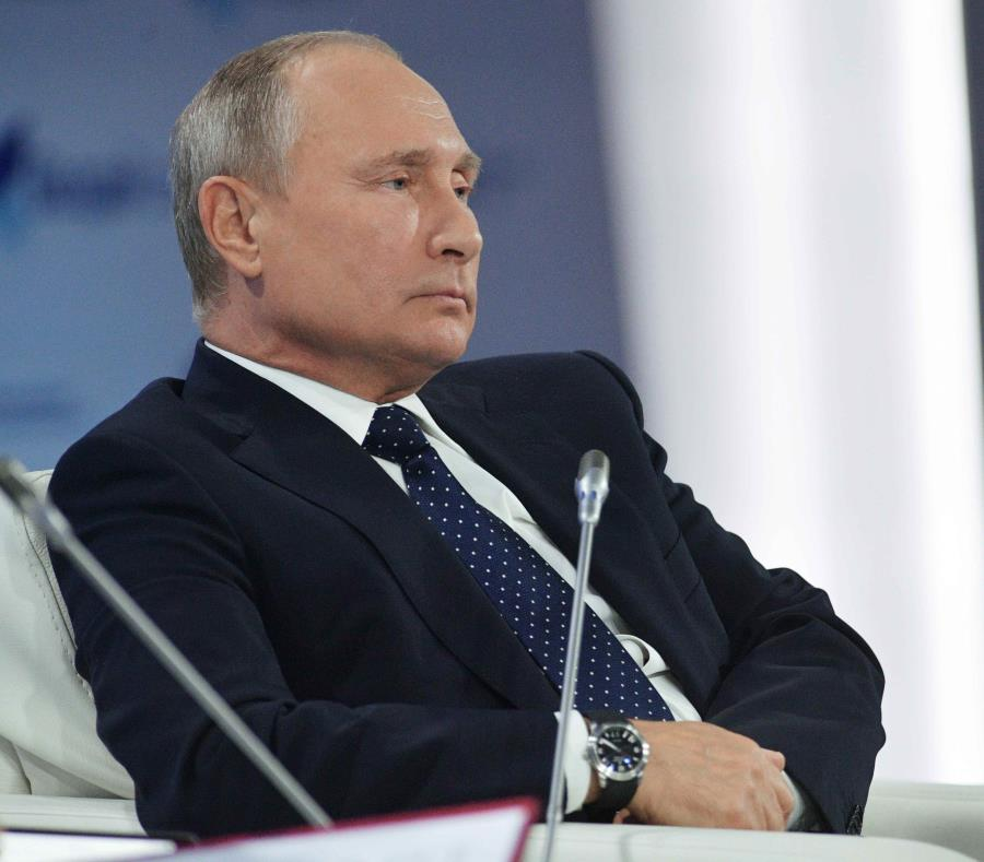 Vladimir Putin, padre de gemelos, según algunos medios rusos