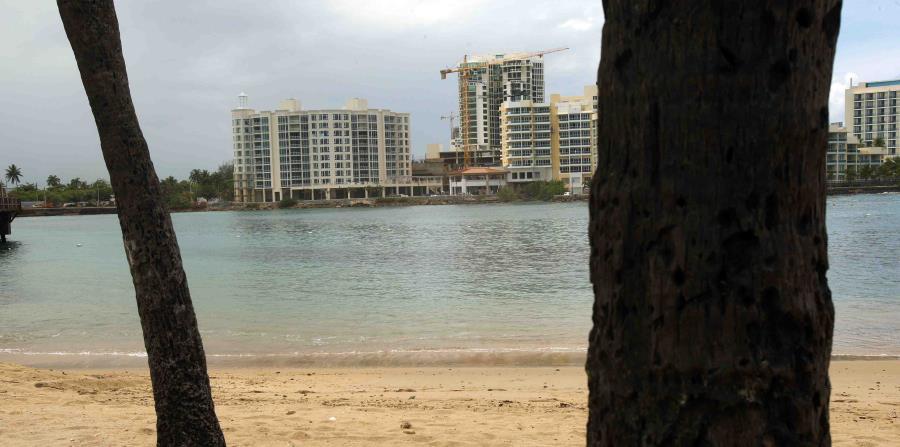 En la foto la Playita del Condado, en San Juan (horizontal-x3)
