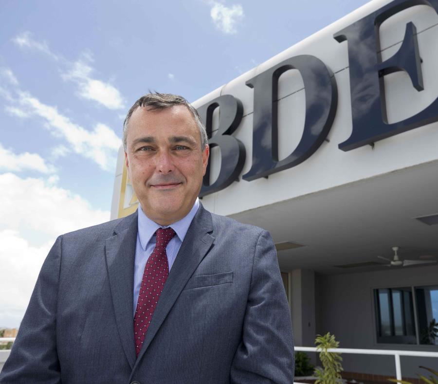 Luis Burdiel Agudo también era el director ejecutivo de la Administración para el Financiamiento de la Vivienda (semisquare-x3)